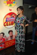 Sugandha Mishra at SAB Family Club launch event in FUN on 11th April 2015 (22)_552a645ab5595.JPG
