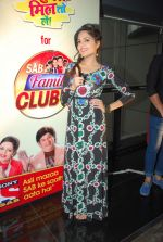 Sugandha Mishra at SAB Family Club launch event in FUN on 11th April 2015 (20)_552a645870366.JPG