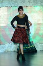 Daljeet Kaur on ramp for Beti show in J W Marriott on 12th April 2015 (6)_552b942599e92.JPG