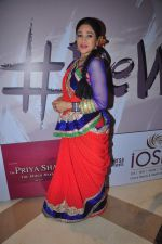 Disha Vakani on ramp for Beti show in J W Marriott on 12th April 2015 (162)_552b95a2b4c64.JPG