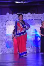 Disha Vakani on ramp for Beti show in J W Marriott on 12th April 2015 (164)_552b95a91b76b.JPG