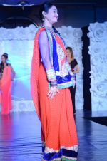 Disha Vakani on ramp for Beti show in J W Marriott on 12th April 2015 (82)_552b95733f8a1.JPG