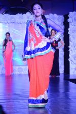 Disha Vakani on ramp for Beti show in J W Marriott on 12th April 2015 (83)_552b957537297.JPG