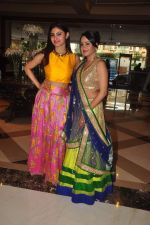 Mouni Roy Aasiya Kazi on ramp for Beti show in J W Marriott on 12th April 2015 (63)_552b93ad9a0fd.JPG