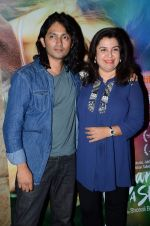 Farah Khan, Shirish Kunder at the special screening of Margarita With A Straw in Lightbox on 13th April 2015 (56)_552cebd12c4c0.JPG