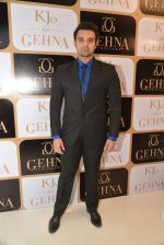 Mahaakshay Chakraborty at the Launch of Karan Johar_s special edition Holiday Line by Gehna Jewellers in Mumbai on 13th April 2015_552cedeff2cca.JPG