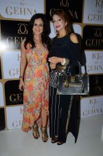 Malti Jain at the Launch of Karan Johar_s special edition Holiday Line by Gehna Jewellers in Mumbai on 13th April 2015 (25)_552cee31024cb.JPG