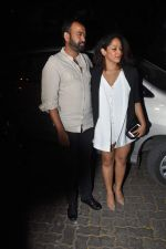 Masaba at Dil Dhadakne Do bash hosted by Anil Kpaoor in Mumbai on 13th April 2015 (9)_552ceeda283a8.JPG