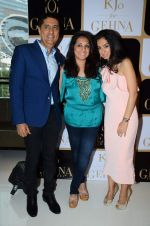Munisha Khatwani at the Launch of Karan Johar_s special edition Holiday Line by Gehna Jewellers in Mumbai on 13th April 2015 (32)_552cee395d098.JPG