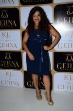 RJ Malishka at the Launch of Karan Johar_s special edition Holiday Line by Gehna Jewellers in Mumbai on 13th April 2015 (17)_552cee5b8bf1d.JPG