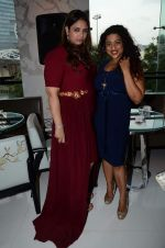 RJ Malishka at the Launch of Karan Johar_s special edition Holiday Line by Gehna Jewellers in Mumbai on 13th April 2015 (81)_552cee5d0b958.JPG