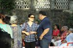 Rishi Kapoor, neelam Kothari protests against BMC for giving Hawkers Zone in Pali Hill on 13th April 2015 (45)_552cea67af08f.JPG