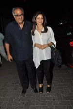Sridevi, Boney Kapoor at Dil Dhadakne Do bash hosted by Anil Kpaoor in Mumbai on 13th April 2015 (6)_552cf018be0d3.JPG