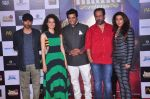Deepak Dobriyal, Kangna Ranaut, R Madhavan, Anand. L. Rai, Krishika Lulla at the First Look launch of Tanu Weds Manu 2 on 14th April 2015 (56)_552e4c16cb8f8.JPG