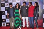 Deepak Dobriyal, Kangna Ranaut, R Madhavan, Anand. L. Rai, Krishika Lulla at the First Look launch of Tanu Weds Manu 2 on 14th April 2015 (59)_552e4c181c7b4.JPG