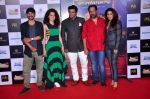 Deepak Dobriyal, Kangna Ranaut, R Madhavan, Anand. L. Rai, Krishika Lulla at the First Look launch of Tanu Weds Manu 2 on 14th April 2015 (62)_552e4c195f48a.JPG