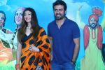 Poojas Batra, Harman Baweja at Baisakhi 2015 celebrations in Mumbai on 14th April 2015 (46)_552e4927c9c91.JPG