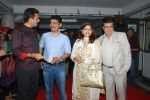 Sanjeev Kapoor at Dhruv Charitable trust and Kanchan Adhikari organises Zikr Tera, a concert by Roop Kumar Rathod for underpriviledged people on 14th April 2015 (25)_552e4b01c3e99.JPG