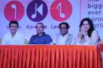 Shamir Tandon, Sonu Nigam and Suresh Wadkar at IKL launch in Mumbai on 14th April 2015 (18)_552e495231bdd.JPG