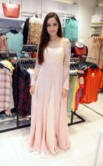 Shazahn Padamsee during the Launch of first Perfume JOEI at Madame showroom, Ambience Mall, gurgaon,Haryana on 14th April 2015 (17)_552e4820b993a.JPG