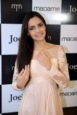 Shazahn Padamsee during the Launch of first Perfume JOEI at Madame showroom, Ambience Mall, gurgaon,Haryana on 14th April 2015 (12)_552e481172975.JPG