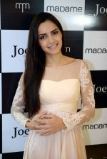 Shazahn Padamsee during the Launch of first Perfume JOEI at Madame showroom, Ambience Mall, gurgaon,Haryana on 14th April 2015 (13)_552e4815a907a.JPG