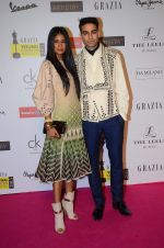 Carol Gracias at Grazia young fashion awards red carpet in Leela Hotel on 15th April 2015 (1868)_552ff889c076e.JPG
