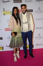 Carol Gracias at Grazia young fashion awards red carpet in Leela Hotel on 15th April 2015 (1869)_552ff88ab82e3.JPG