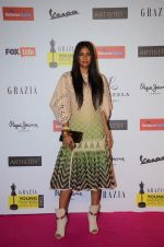 Carol Gracias at Grazia young fashion awards red carpet in Leela Hotel on 15th April 2015 (1876)_552ff89b2572e.JPG