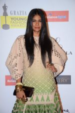 Carol Gracias at Grazia young fashion awards red carpet in Leela Hotel on 15th April 2015 (1865)_552ff88062f44.JPG