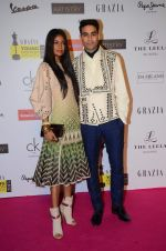 Carol Gracias at Grazia young fashion awards red carpet in Leela Hotel on 15th April 2015 (1870)_552ff88dd1062.JPG