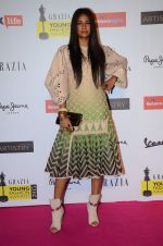Carol Gracias at Grazia young fashion awards red carpet in Leela Hotel on 15th April 2015 (1881)_552ff8a3c0fc3.JPG