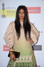 Carol Gracias at Grazia young fashion awards red carpet in Leela Hotel on 15th April 2015 (1882)_552ff8a507450.JPG