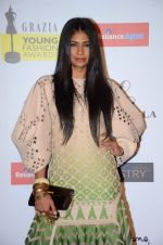Carol Gracias at Grazia young fashion awards red carpet in Leela Hotel on 15th April 2015 (1883)_552ff8a86218b.JPG