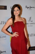 Kanika Kapoor at Grazia young fashion awards red carpet in Leela Hotel on 15th April 2015 (1687)_5530a12755c36.JPG