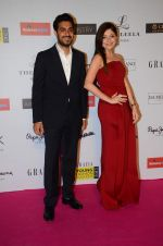 Kanika Kapoor at Grazia young fashion awards red carpet in Leela Hotel on 15th April 2015 (1690)_5530a12b564dd.JPG