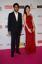 Kanika Kapoor at Grazia young fashion awards red carpet in Leela Hotel on 15th April 2015 (1691)_5530a12ca8bb0.JPG