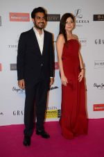 Kanika Kapoor at Grazia young fashion awards red carpet in Leela Hotel on 15th April 2015 (1692)_5530a12e063b9.JPG