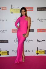 Manasvi Mamgai at Grazia young fashion awards red carpet in Leela Hotel on 15th April 2015 (1583)_5530a1d216904.JPG