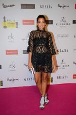Monica  Dogra at Grazia young fashion awards red carpet in Leela Hotel on 15th April 2015 (1559)_5530a1edce073.JPG