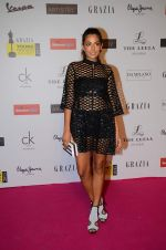 Monica  Dogra at Grazia young fashion awards red carpet in Leela Hotel on 15th April 2015 (1561)_5530a1f01087b.JPG