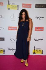 RJ Malishka at Grazia young fashion awards red carpet in Leela Hotel on 15th April 2015 (1929)_5530a26846e2c.JPG