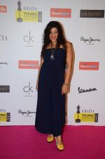 RJ Malishka at Grazia young fashion awards red carpet in Leela Hotel on 15th April 2015 (1930)_5530a26933b62.JPG