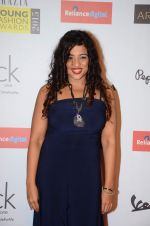 RJ Malishka at Grazia young fashion awards red carpet in Leela Hotel on 15th April 2015 (1933)_5530a26d38980.JPG