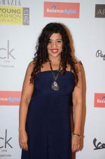 RJ Malishka at Grazia young fashion awards red carpet in Leela Hotel on 15th April 2015 (1934)_5530a26e8a701.JPG