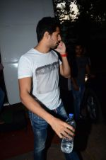 Sidharth Malhotra snapped at Mehboob  on 16th April 2015 (2)_5530cbffbb392.JPG