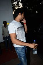 Sidharth Malhotra snapped at Mehboob  on 16th April 2015 (3)_5530cc011d811.JPG