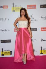 Tanisha Mukherjee at Grazia young fashion awards red carpet in Leela Hotel on 15th April 2015 (2057)_5530a32fa55f1.JPG