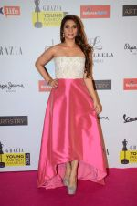 Tanisha Mukherjee at Grazia young fashion awards red carpet in Leela Hotel on 15th April 2015 (2058)_5530a330be7ab.JPG