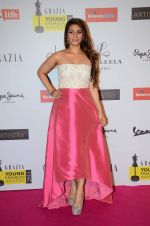 Tanisha Mukherjee at Grazia young fashion awards red carpet in Leela Hotel on 15th April 2015 (2059)_5530a3325e717.JPG